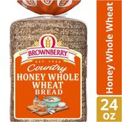 Brownberry Country Honey Whole Wheat Bread