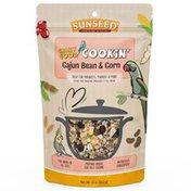 Sunseed Cajun Bean & Corn Cookable Bird Treat