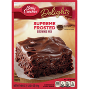 Betty Crocker Brownie Mix, Supreme Frosted