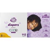 Always My Baby Diapers, 5 (27+ lb)