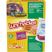 Lunchables Bologna & American Convenience Meal