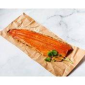 Fresh Smoked Rainbow Trout Fillet