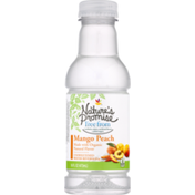 Nature's Promise Unsweetened Water Beverage Mango Peach