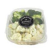 Standard Market Broccoli Cauliflower Florets