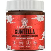 Lakanto Sunflower Spread, Chocolate, Suntella
