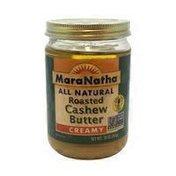 Maranatha Mara Natha, Roasted Cashew Butter