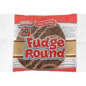 Little Debbie Fudge Round