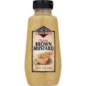 Black Bear Spicy Brown Mustard