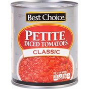 Best Choice Classic Petite Diced Tomatoes