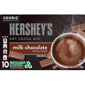 Hershey's Milk Chocolate Hot Cocoa Mix K-Cup® Pods