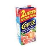 Caprio Pink Grapefruit Juice