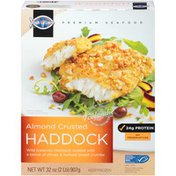 High Liner Almond Crusted Haddock