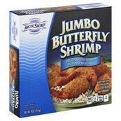 Arctic Shores Shrimp, Butterfly, Jumbo