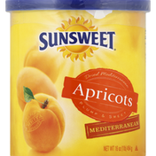 Sunsweet Apricots, Mediterranean, Dried