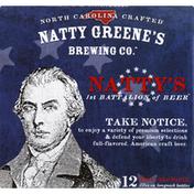 Natty Greene's Beer, Natty's 1st Battalion