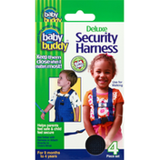 Baby Buddy Security Harness Set, Deluxe, 4 Piece