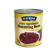 Flav R Pac Fancy Northwest Shoestring Beets