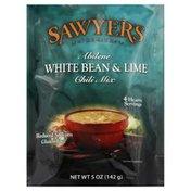 Sawyers Chili Mix, Premium, Abilene White Bean & Lime, Mild