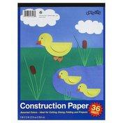 U Create Construction Paper