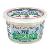 BelGioioso Fresh Mozzarella Cheese, Ovolini Cup