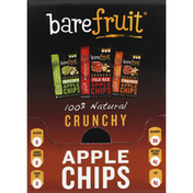 Bare Granny Smith Apple Chips