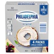 Philadelphia Original Cream Cheese Bricks