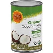 Wild Harvest Coconut Milk, Organic