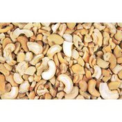 BULK Roasted & Salted Cashew Pieces