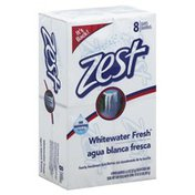 Zest Family Deodorant Bars, Whitewater Fresh
