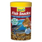 Tetra Fish Snacks Sun Dried Anchovies