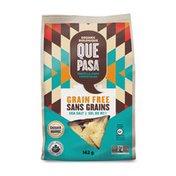 Que Pasa Sea Salt Grain Free Tortilla Chips