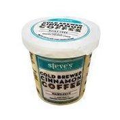 Steve's Ice Cream Cold Brewed Non-dairy Frozen Dessert