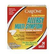 CareOne Allergy Multi-Symptom, Caplets