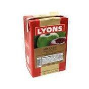 Lyons Apple Juice