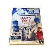 WarnerBrothers Happy Feet 1 & 2 DVD