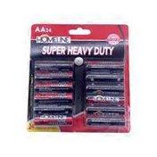 Homeline Aa Super Heavy Duty Batteries