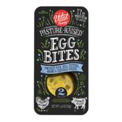 Vital Farms Pasture-Raised Egg Bites, Ham, Bell Peppers, Onions & Cheddar