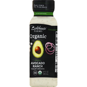 Bolthouse Farms Yogurt Dressing, Organic, Avocado Ranch