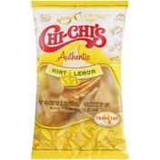 Chi-chi's Chips & Tortillas Hint of Lemon White Corn Tortilla Chips
