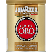 Lavazza Qualita Oro Ground Coffee