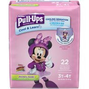 Pull-Ups Cool & Learn Potty Training Pants for Girls