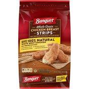 Banquet Whole Grain Chicken Breast Strips