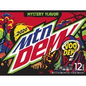 Mtn Dew VooDew Soda