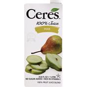 Ceres 100% Juice, Pear