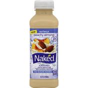 Naked Peachy Almondmilk Smoothie
