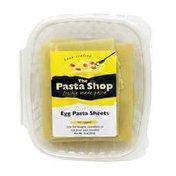 The Pasta Shop Egg Pasta Sheets