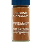 Morton & Bassett Spices Cinnamon, Ground