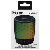 iHome Bluetooth Speaker, Rechargeable