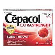 Cepacol® Maximum Strength Throat Drop Lozenges, Cherry