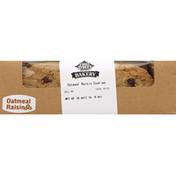 First Street Cookies, Oatmeal Raisin